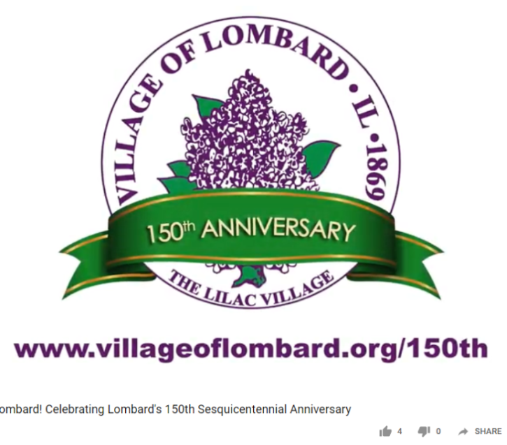 Village of Lombard on YouTube @LilacVillage (PNG)