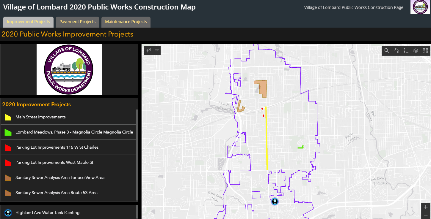 2020 construction map Opens in new window